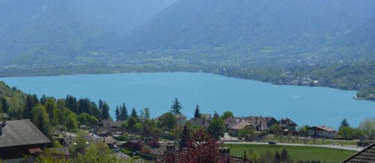 Evian en Haute-Savoie