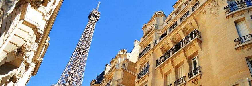 Réserver un hôtel Paris