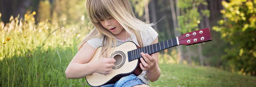 Quel instrument de musique choisir pour son enfant