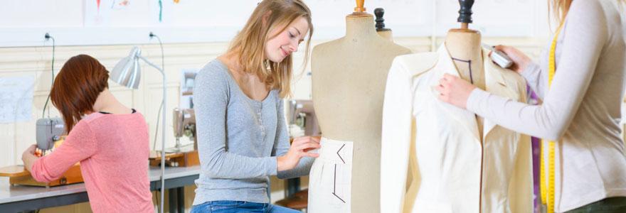 Emploi et formation du textile en France
