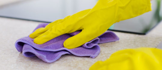 Utilisation des textiles pour la fabrication de divers articles d'essuyage