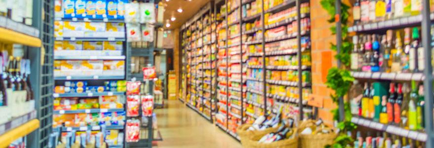 ouvrir un commerce alimentaire