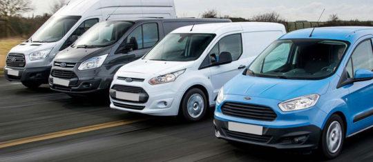 voitures et véhicules utilitaires