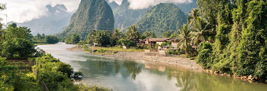 Voyage sur mesure au Laos