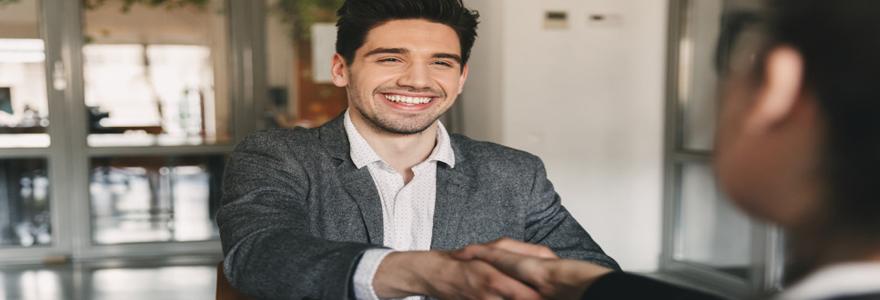 Recrutement dans le secteur assurance