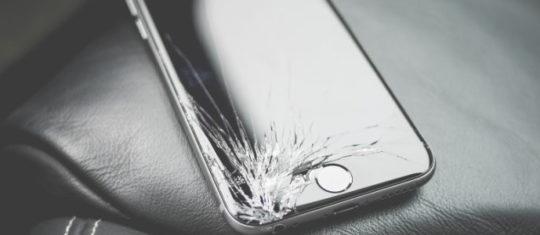Sinistre de votre portable