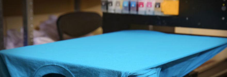 imprimeur de t shirt personnalisé