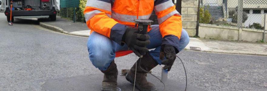 inspection de canalisation par vidéo