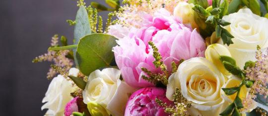 La dématérialisation de bouquets de fleurs