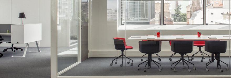 salle de réunion d'entreprise